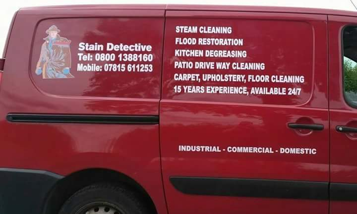 Stain Detective Carpet Cleaning Kettering Carpet And